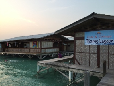 Tidung Lagoon Cafe & Cottage